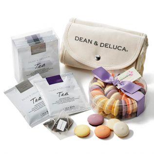 DEAN & DELUCA ショッピングバッグ&ティータイムギフト