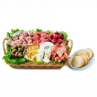 <受付終了>DEAN & DELUCA  シャクータリー&チーズバスケット
