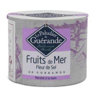 LePaludier ゲランドの塩 海の果実 125g