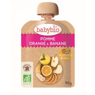 ベビービオ アップル・オレンジ・バナナ