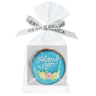 DEAN & DELUCA デコラティブクッキー サンキューメッセージ