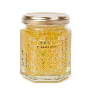 澤谷養蜂園  アカシア蜂蜜 雫巣蜜入り