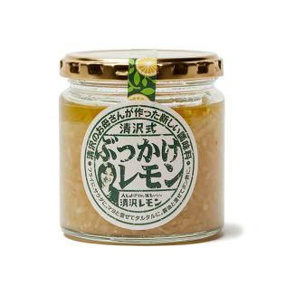 白形博四郎商店  清沢式ぶっかけレモン