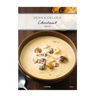 DEAN & DELUCA 栗とセップ茸のスープ