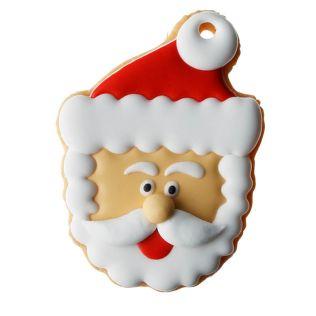 DEAN & DELUCA アイシングクッキー  サンタ顔