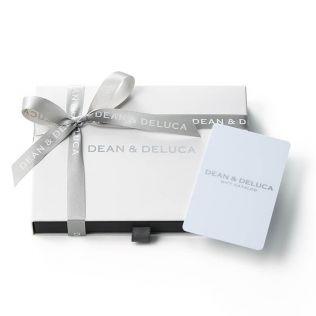 DEAN & DELUCA ギフトカタログ(カードタイプ) チャコール