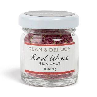 DEAN & DELUCA 赤ワインソルト30g