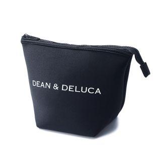DEAN & DELUCA  クッションバッグインバッグ ブラック Sサイズ