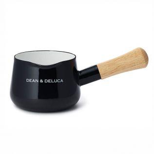 DEAN & DELUCA ホーローミルクパン ブラック