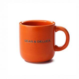 DEAN & DELUCA  コーヒーマグカップ パンプキンオレンジ