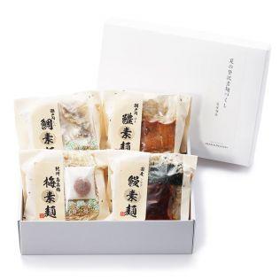 愛媛海産 夏の贅沢素麺づくし