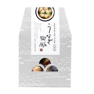 愛媛海産  瀬戸内 鰻白焼きのほうじ茶めし