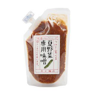 井上醸造  夏野菜専用味噌