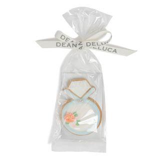 DEAN & DELUCA デコラティブクッキー 指輪【賞味期限2021年2月20日】
