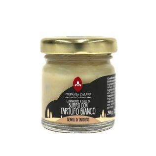 カルージ 白トリュフのバター 30g
