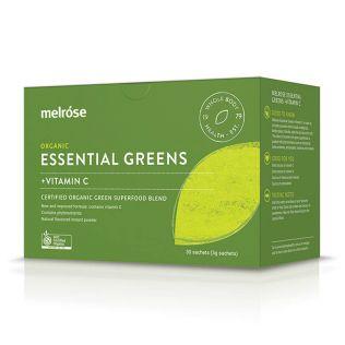 メルローズ エッセンシャル グリーンパウダー+ビタミンC 30包