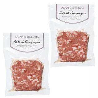 <冷凍便>DEAN & DELUCA パテドカンパーニュ2個セット