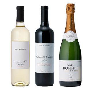【オンラインストア限定】 赤・白・スパークリングワイン3本セット