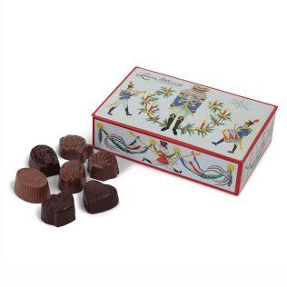 ルイス・シェリー チョコレート缶 12粒入り