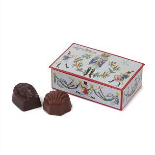 ルイス・シェリー チョコレート缶 2粒入り