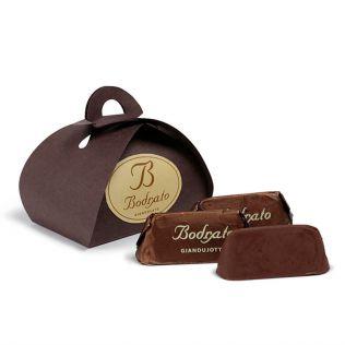 ボドラート・チョコラート ジャンドゥイオッティ カフェ3個入