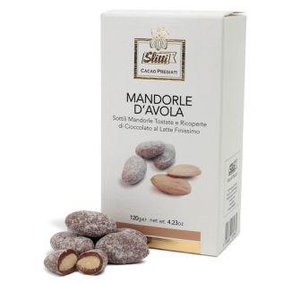 スリッティ チョコレートドラジェ アーモンド