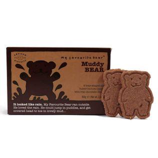 アーティザンビスケッツ チョコレートベアー