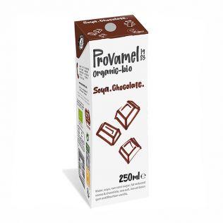 プロヴァメル オーガニック豆乳飲料 チョコレート味 250ml