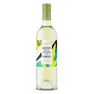 <ローアルコールワイン>サニー ウィズ ア チャンス オブ フラワーズ ソーヴィニヨンブラン 2019