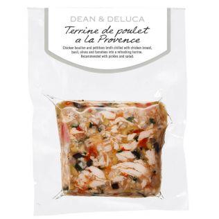 DEAN & DELUCA 鶏肉・バジル・オリーヴ・セミドライトマトのテリーヌ