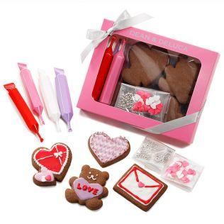 DEAN & DELUCA クッキーデコレーションキット バレンタイン