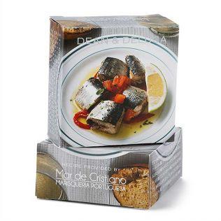 DEAN & DELUCA イワシのオリーブオイル煮 缶