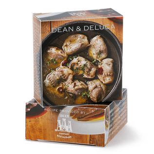 DEAN & DELUCA 砂肝のアヒージョ 缶