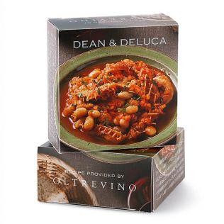 DEAN & DELUCA フィレンツェ風トリッパと白インゲンの煮込み 缶
