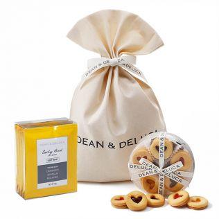 DEAN & DELUCA ハートジャムクッキー&ドリップコーヒーギフト