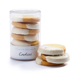 【期間限定】DEAN & DELUCA 円筒クッキー レモンホワイトチョコ