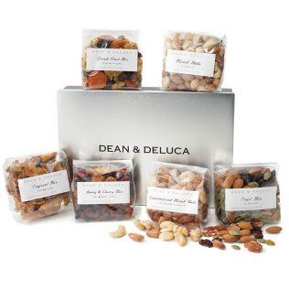 DEAN & DELUCA ミックスナッツ&ドライフルーツギフト缶
