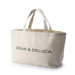 DEAN & DELUCA ビッグトートバッグ ナチュラル