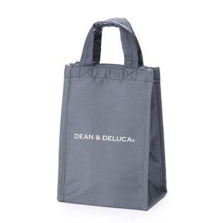 【オンラインストア限定】 DEAN & DELUCA クーラーバッグ グレーS
