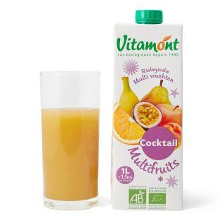 ヴィタモン マルチフルーツジュース 1L
