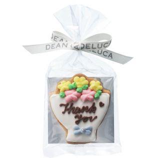 DEAN & DELUCA デコラティブクッキー サンキューメッセージ ブーケ【賞味期限2021年6月5日】