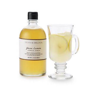 DEAN & DELUCA コーディアルシロップ ゆずレモン