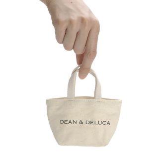 DEAN & DELUCA トートバッグナチュラル ミニ