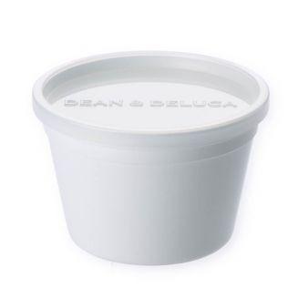 DEAN & DELUCA フードコンテナ ホワイトM