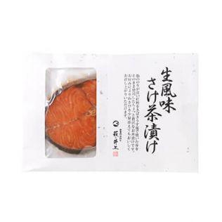 井上商店 さけ茶漬(1食分)【賞味期限2021年6月13日】